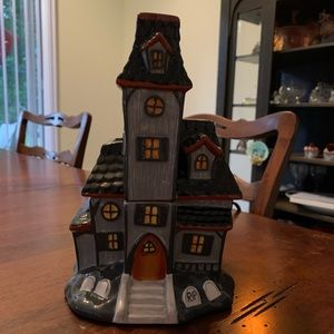 Scentsy haunted house